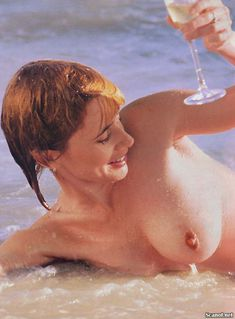 Обнаженная Розанна Аркетт  в журнале Playboy фото #4