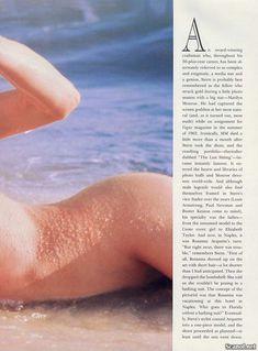 Обнаженная Розанна Аркетт  в журнале Playboy фото #5