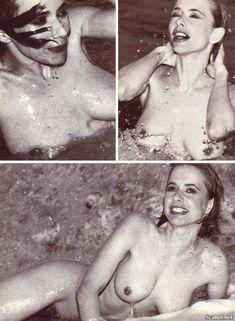Обнаженная Розанна Аркетт  в журнале Playboy фото #8
