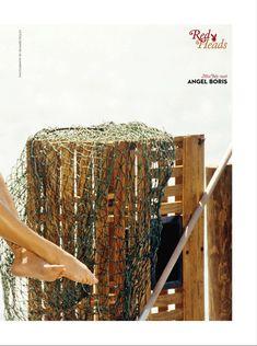 Красотка Энджел Борис снялась обнажённой в журнале Playboy Red Heads фото #2