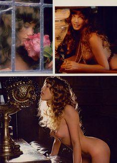 Соблазнительная Барби Бентон снялась обнажённой в журнале Playboy фото #5