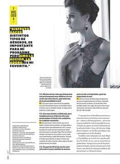 Эротичная Джейми Александер позирует для журнала Esquire фото #5