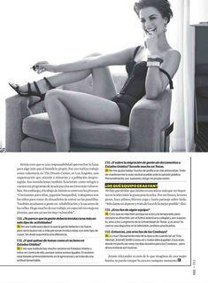 Эротичная Джейми Александер позирует для журнала Esquire фото #6
