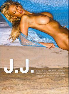 Дженна Джеймсон обнажилась в журнале Playboy фото #1