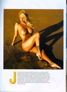 Дженна Джеймсон обнажилась в журнале Playboy фото #3