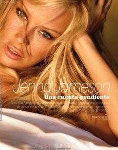 Дженна Джеймсон разделась  в журнале Playboy фото #2
