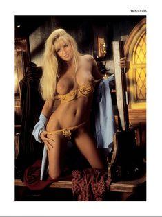 Дженни Маккарти позирует голой в журнале Playboy 90s Playmates фото #4