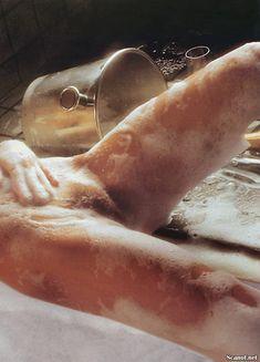 Волосатая писька Дженни Маккарти в журнале Playboy фото #11