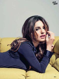 Привлекательная Келли Брук в журнале FHM фото #5