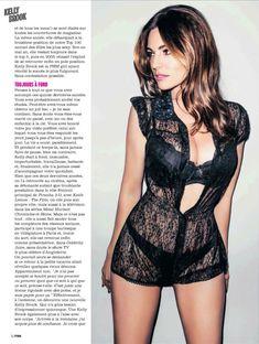 Привлекательная Келли Брук в журнале FHM фото #6