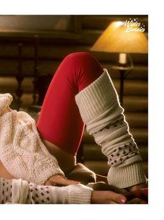 Шикарная голая грудь Сьюзи Симпсон в журнале Playboy Winter Bunnies фото #2