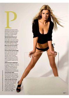 Сексапильная Тара Рид  в журнале FHM фото #3