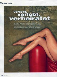 Чувственная Тери Поло снялась обнажённой в журнале Playboy фото #1