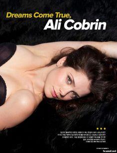 Секси Эли Кобрин  в журнале Maxim фото #2