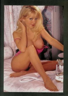 Обнаженная Анджела Литтл  в журнале Les Filles de Playboy фото #2