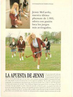 Дженни Маккарти обнажилась в журнале Playboy фото #2