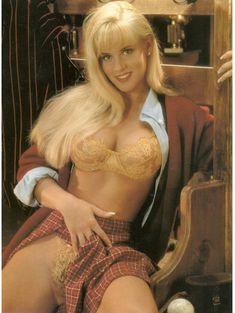 Дженни Маккарти обнажилась в журнале Playboy фото #3