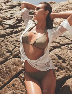 Утонченная Джессика Альба  в журнале Maxim фото #2
