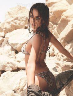 Утонченная Джессика Альба  в журнале Maxim фото #10