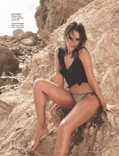 Утонченная Джессика Альба  в журнале Maxim фото #11