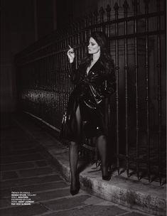 Обнажённая грудь Мари Жиллен появилась в журнале Lui фото #3