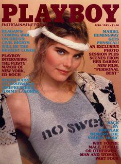Мэриэл Хемингуэй на страницах журнала Playboy фото #1