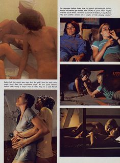 Мэриэл Хемингуэй на страницах журнала Playboy фото #3
