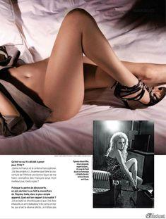 Эротичная Мартина Стелла на фото в журнале FHM фото #7