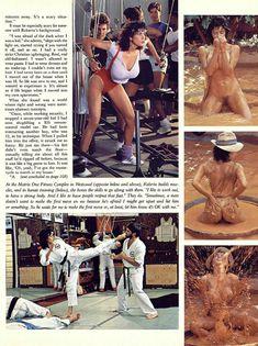 Обнаженная Роберта Васкес  в журнале Playboy фото #3