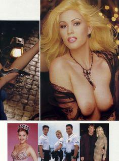 Абсолютно обнажённая Шэнна Моуклер в журнале Playboy фото #2