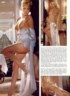 Абсолютно обнажённая Шэнна Моуклер в журнале Playboy фото #3