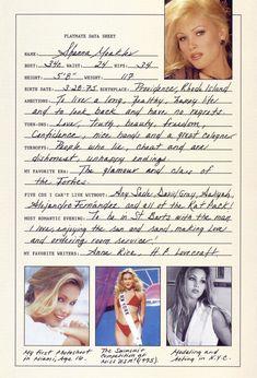 Абсолютно обнажённая Шэнна Моуклер в журнале Playboy фото #11