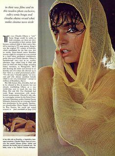 Абсолютно голая Соня Брага засветилась в журнале Playboy фото #2