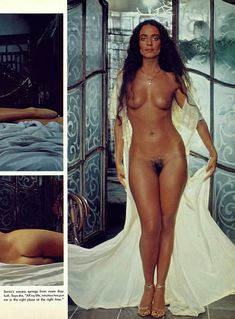 Абсолютно голая Соня Брага засветилась в журнале Playboy фото #6