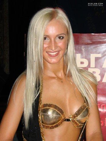 Первый Фотосет для Playboy (2010 год)