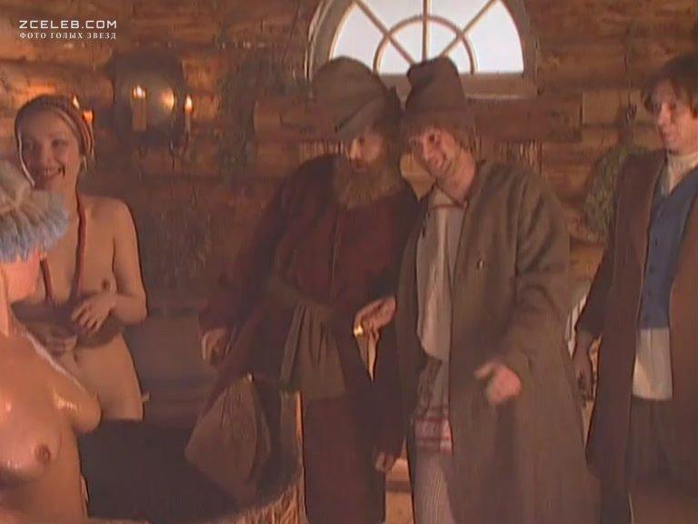 отрывки фильма особенности национальной бани маленькой грудью