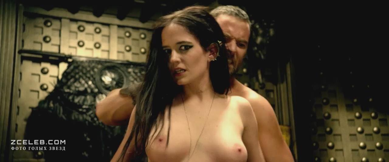 Из спартанцев 300 порно грин ева