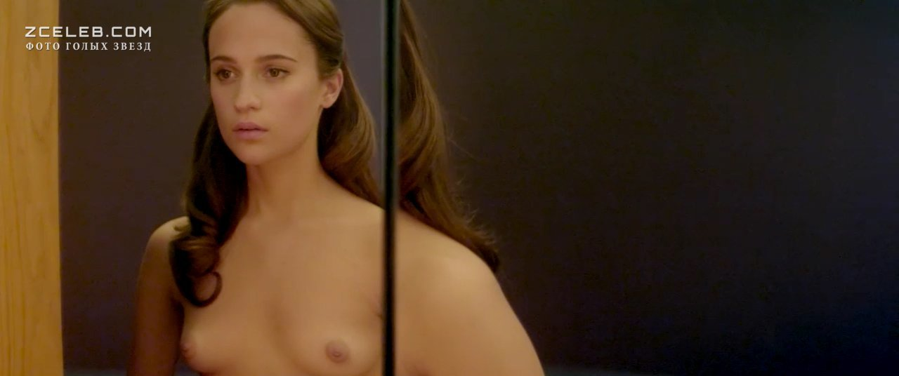 алисия викандер фото голая