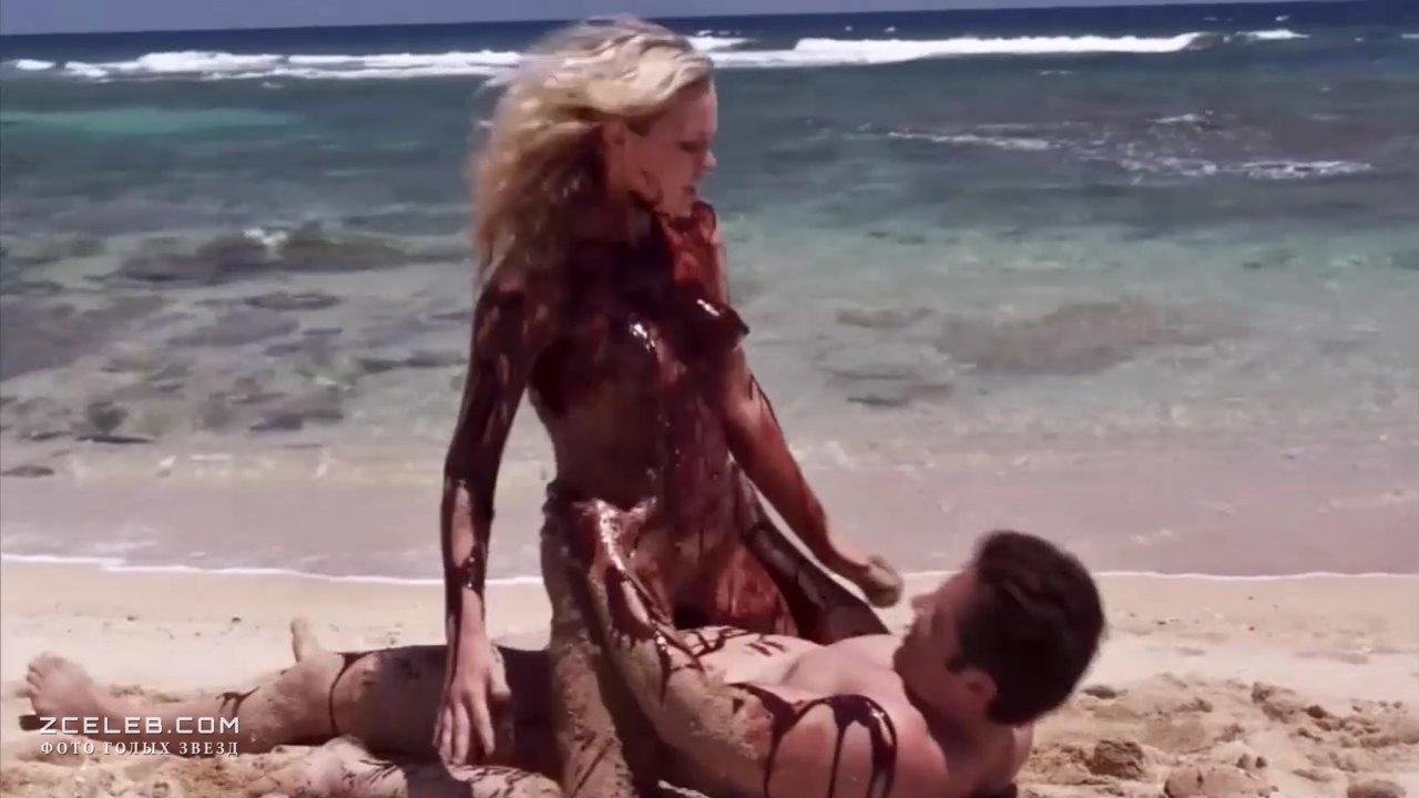 Грудастые копы едут на гавайи порно