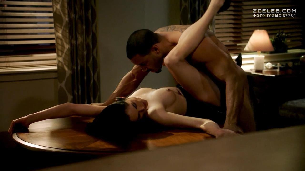 Lauren sex scene slips