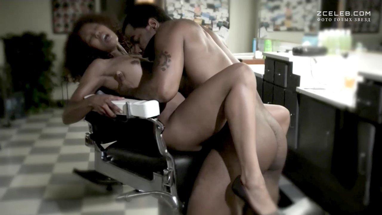 Maya Gilbert Breasts Scene In Zane's Sex Chronicles