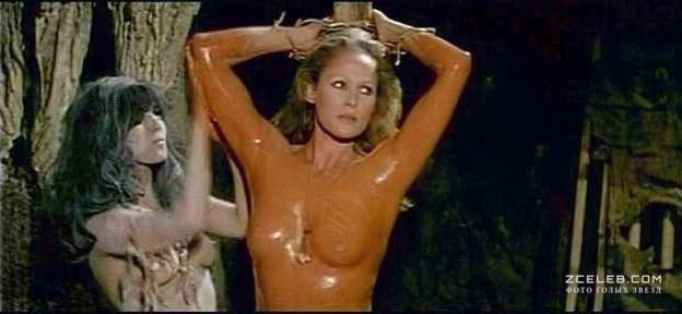 Naked Ursula Andress In Mountain Of The Cannibal God Ancensored