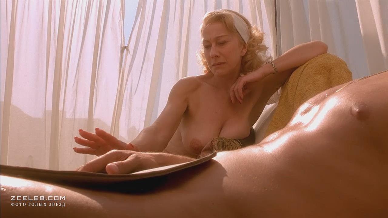 Helen Mirren Will Never Strip Naked On Image Again
