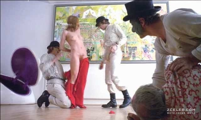 A Clockwork Orange Sex Scene