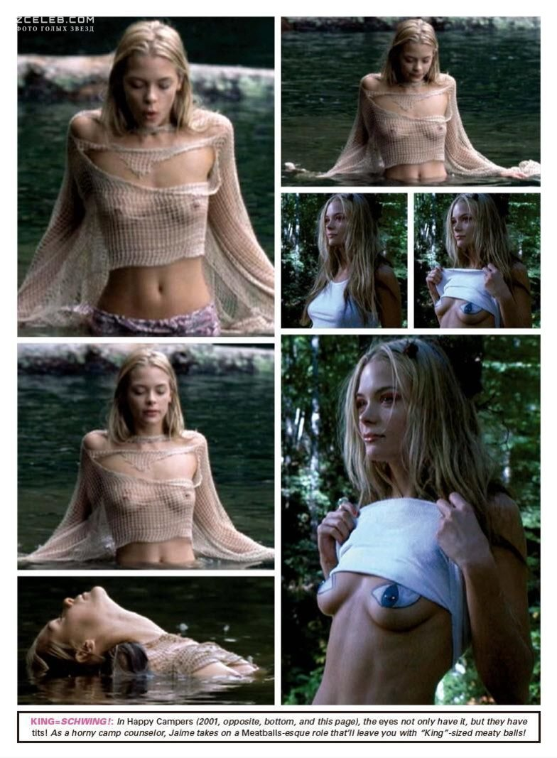 Free preview of jaime king naked in slackers