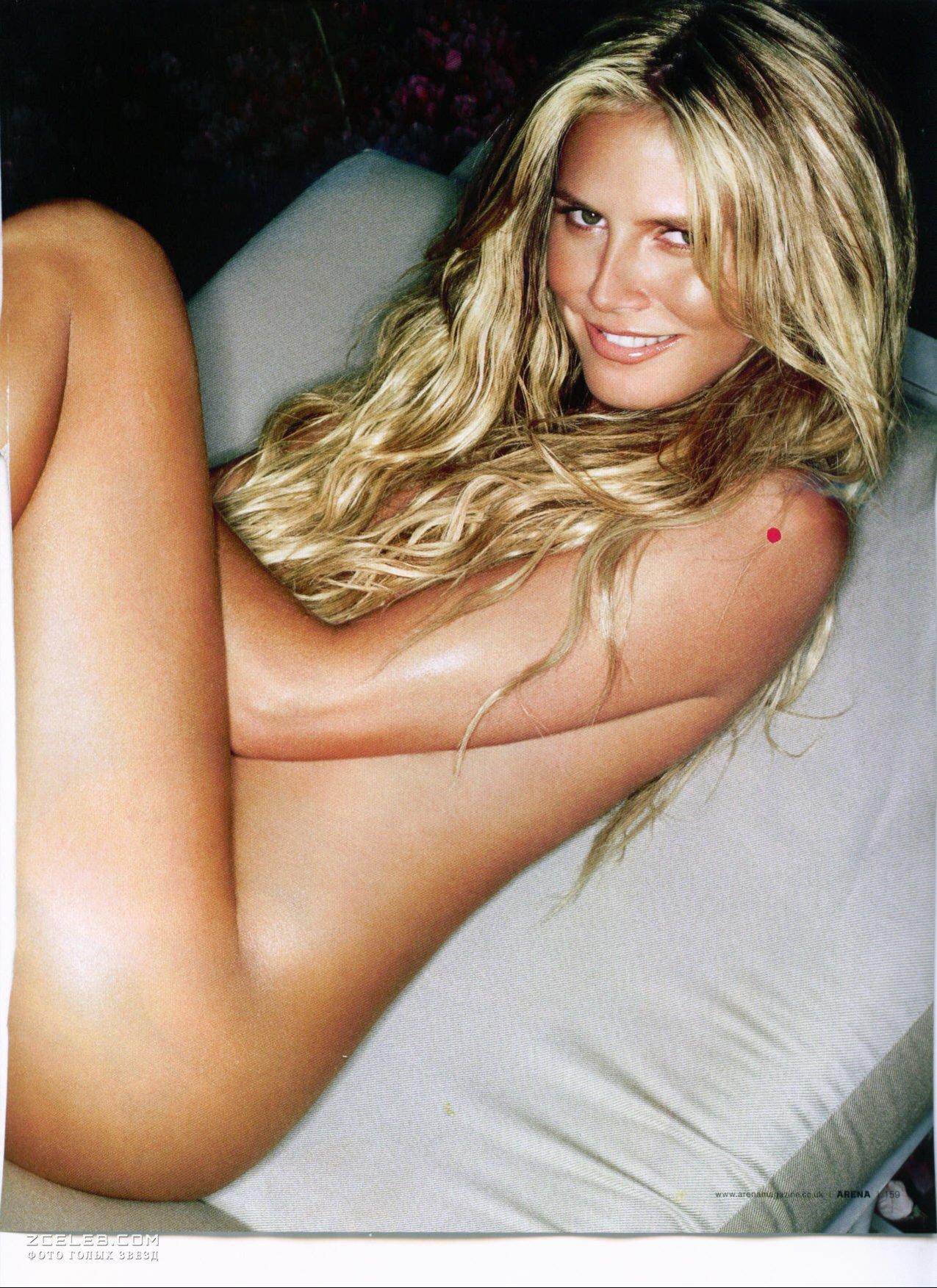 Heidi Klum Nude Pictures