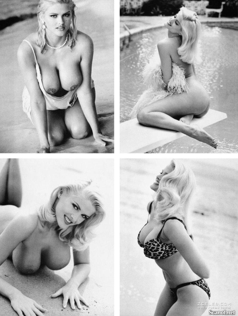 Anna nicole smith nude archives