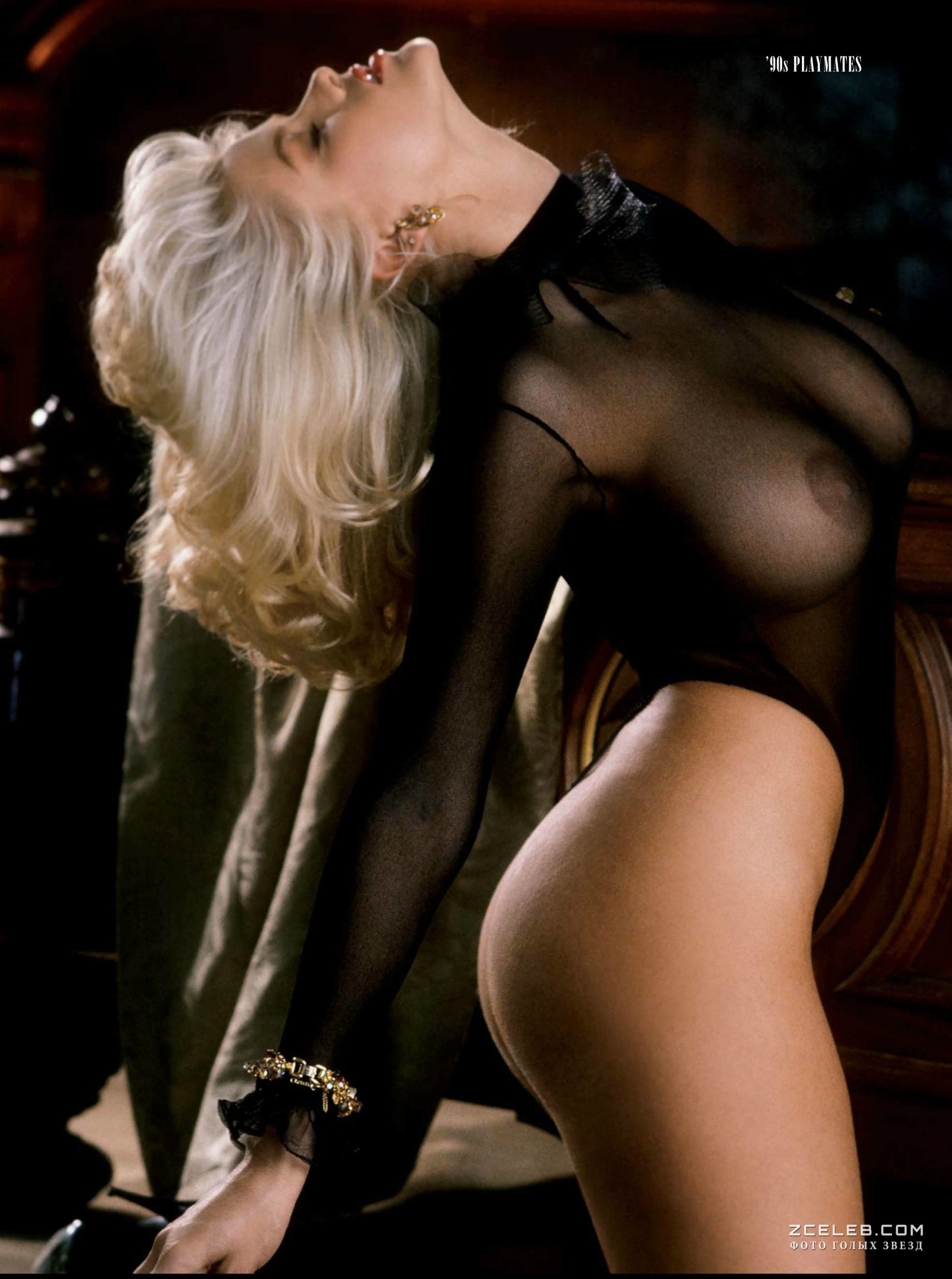Anna Nicole Smith Playboy Playmate