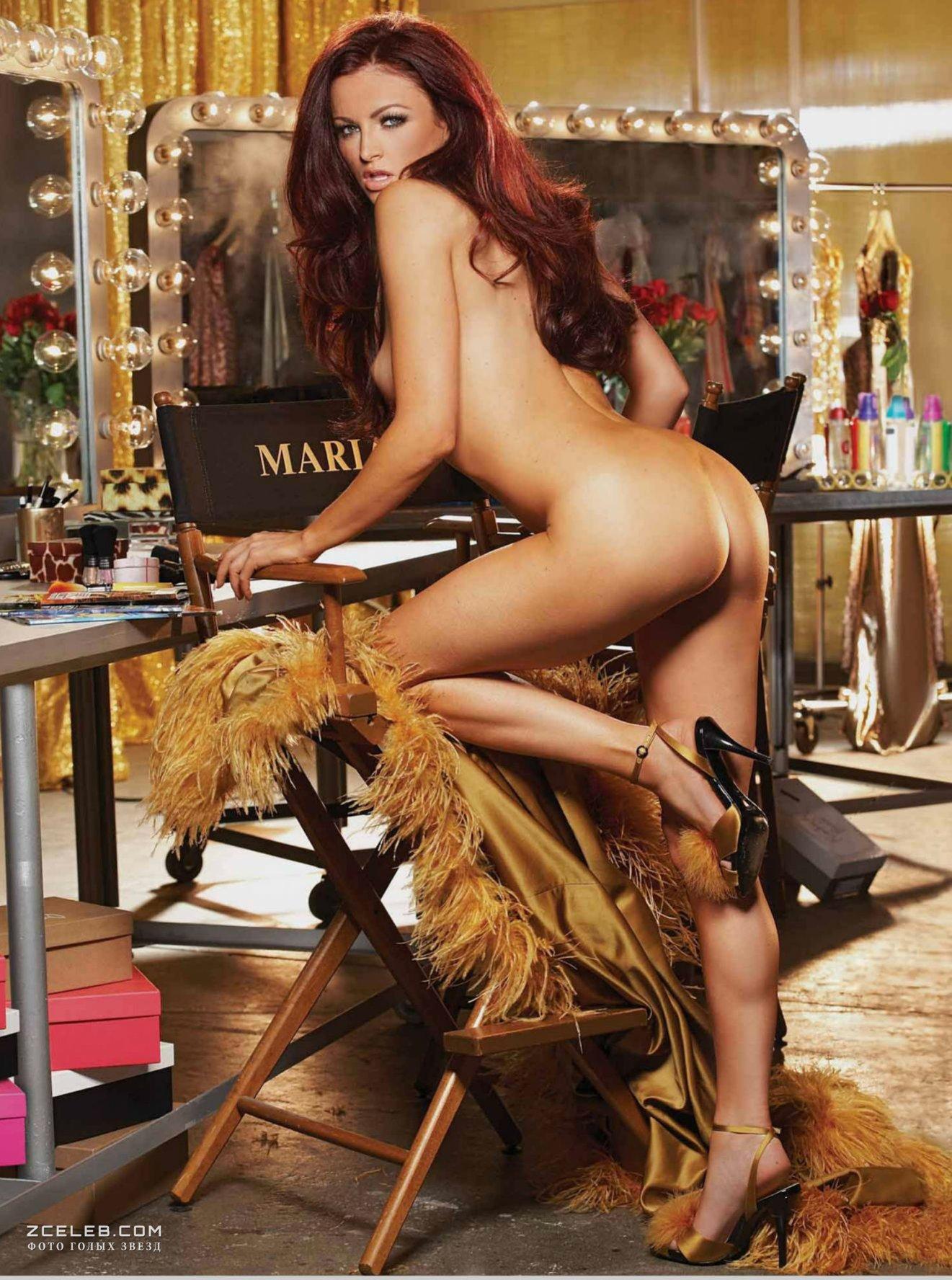 Maria kanellis nude playboy
