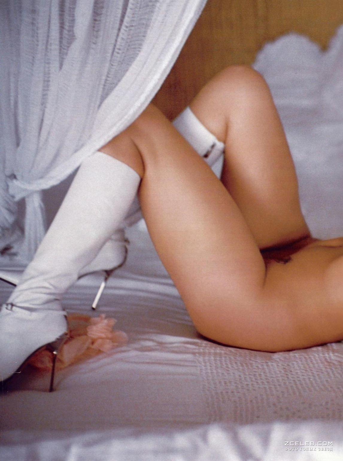Rachel hunter naked — photo 1